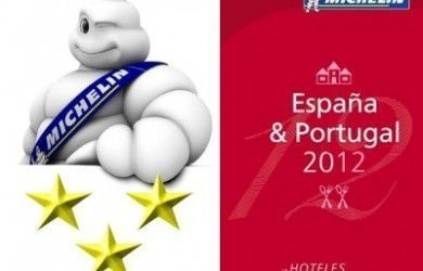 Guia Michelin España y Portugal 2012