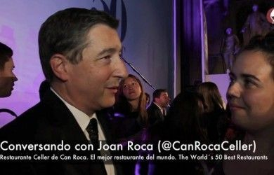 Video entrevista Joan Roca