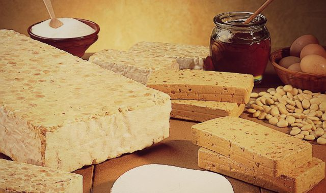 turron made in spain